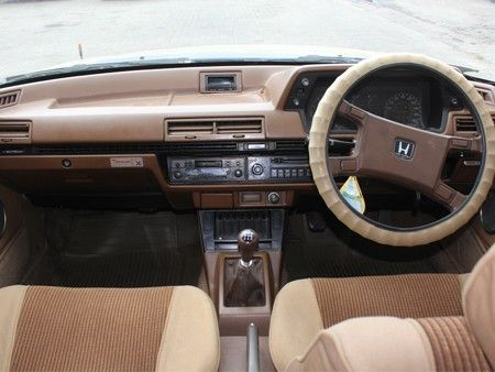Honda Accord 1983